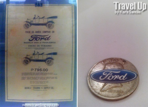 10. ford ecosport mystery case vintage ad coin