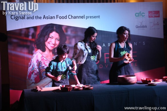 04. AFC spice adventure - cooking demo for samosas