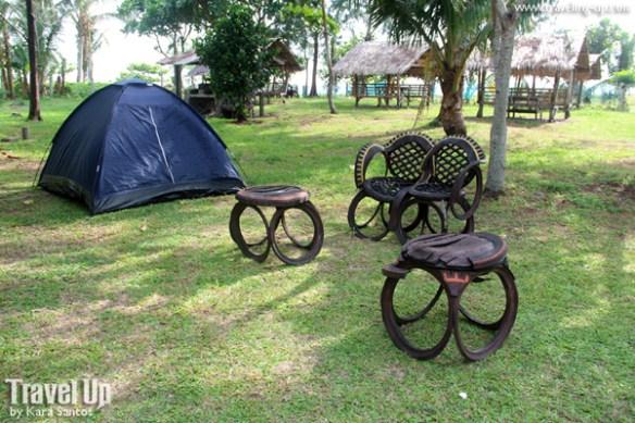 09. real quezon camp tent