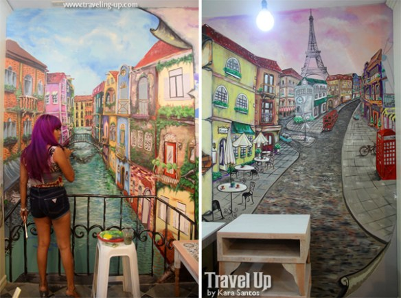 12. chapters book cafe dipolog murals
