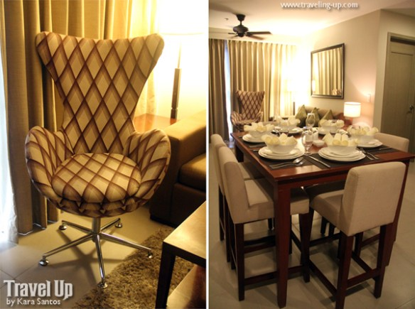 azalea residences baguio living room