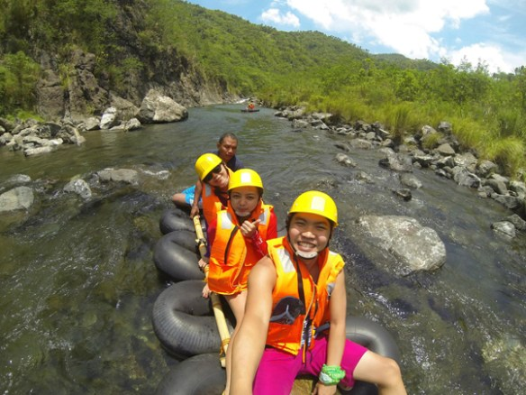 real quezon river tubing photo by jedzar
