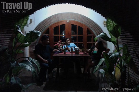 16. aniceto mansion vigan beer tasting