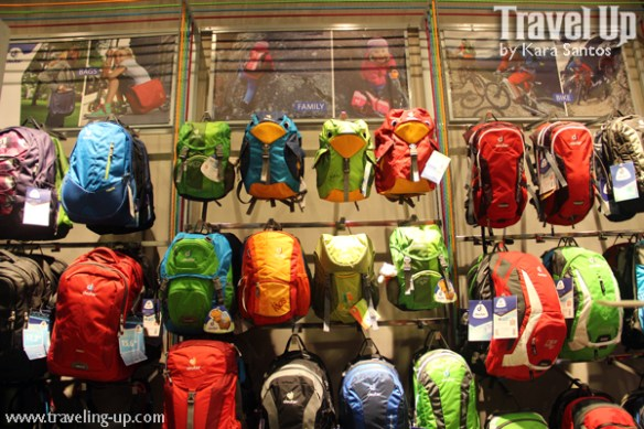03. deuter backpacks concept store MOA