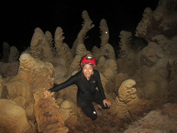 20. calbiga cave samar stalagmites