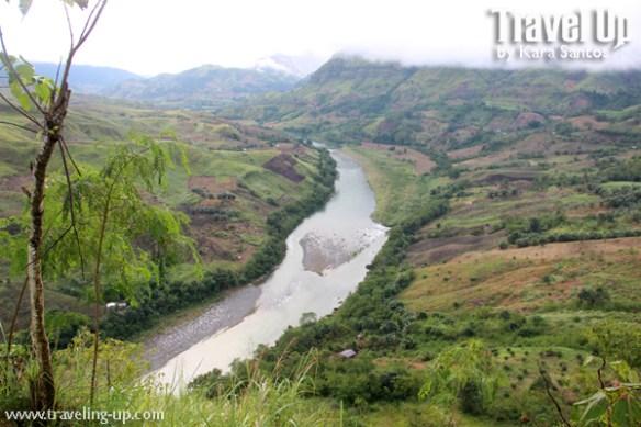 quirino province landingan viewpoint landscape