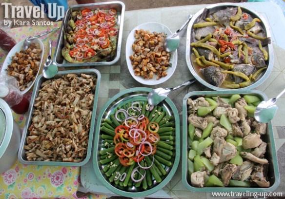 qurino province ilocano lunch