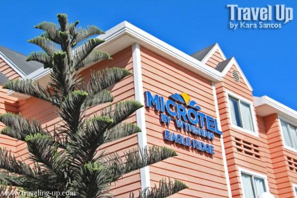 microtel eagle ridge cavite facade