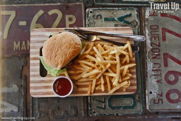cafe racer cebu philippines cheeseburger