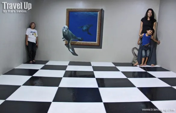 art in island 3D interactive museum cubao quezon city room