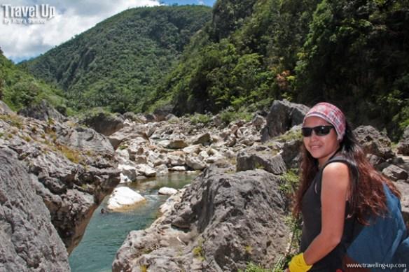 12. daraitan river trek