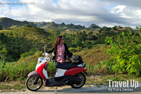 travelup motorcycle cebu osmena peak