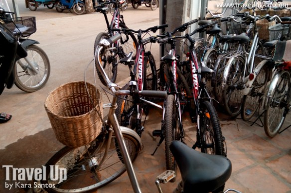 siem reap cambodia bikes for rent