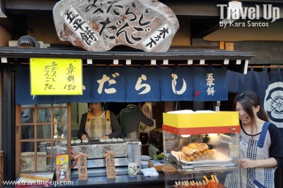 03. takayama japan morning market gohei mochi