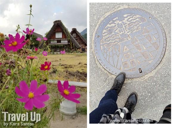 06b. shirakawago village japan gassho houses manhole