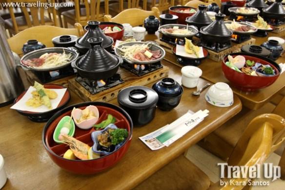 17. takayama japan hida beef set meal lunch