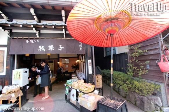 20. takayama japan morning market stalls