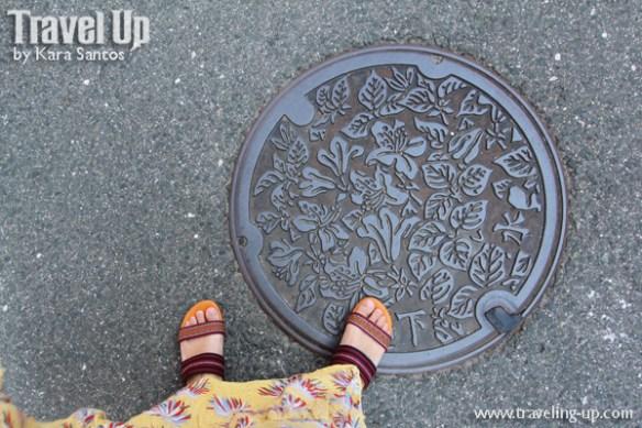 autumn in takayama japan lakhambini shoes manhole