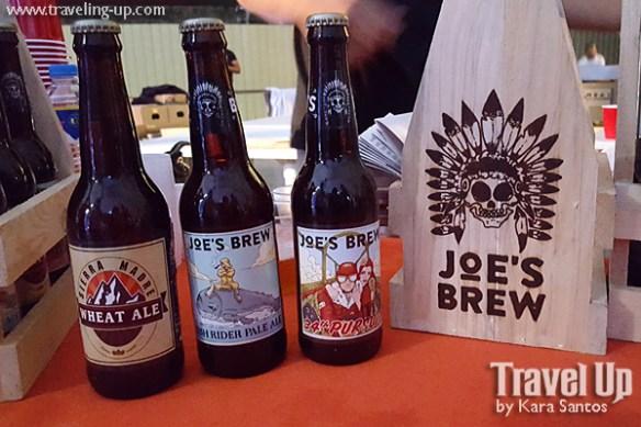 joe's brew craft beer philippines sierra madre fish rider 34th pursuit