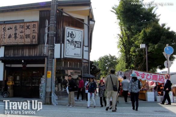 01. takayama japan miyagawa morning market shops stalls