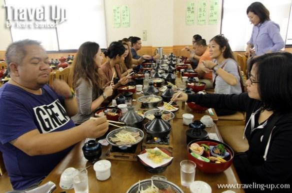 17. takayama japan matsuri no mori hida beef set meal lunch