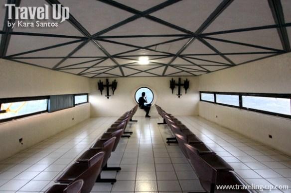 osprey bataan shrine of valor inside cross