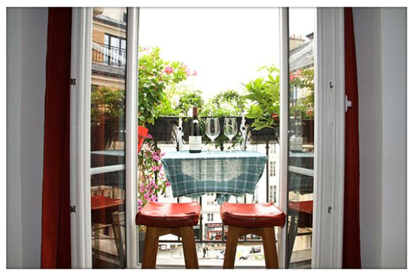 airbnb sun promo veranda