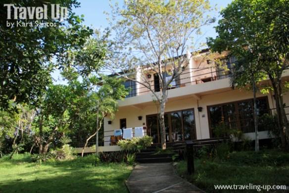 tugawe cove resort caramoan hilltop villa