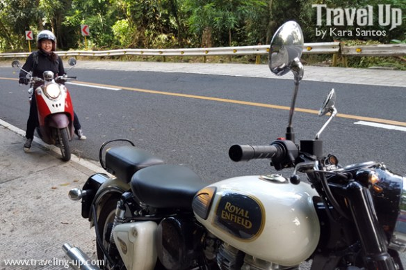 motorcycle manila to naga bicol bitukang manok royal enfield