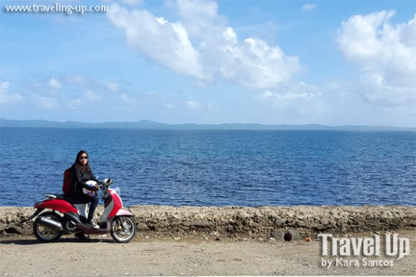 motorcycle manila to naga coastal road