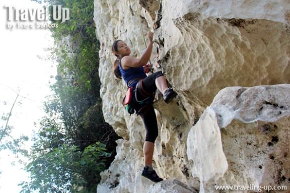 rock climbing poog cebu travelup