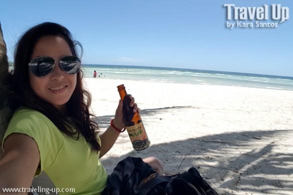travelup craft beer bohol cebruery anda beach
