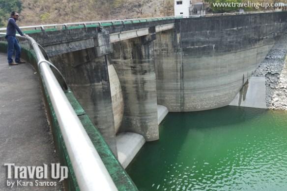 angat dam bulacan spillway level