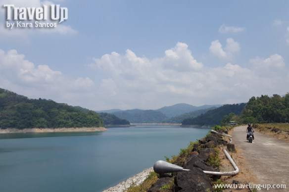 angat rainforest and ecopark bulacan dam motorcycle