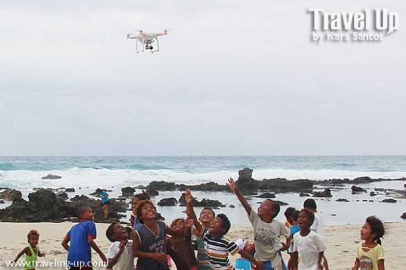 freewaters philippines aurora launch beach kids drone
