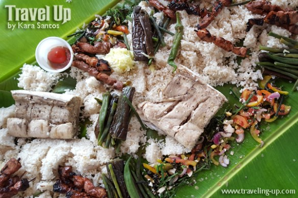 freewaters philippines aurora launch boodle fight