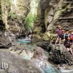 Canyoneering at Kawasan Falls, Cebu
