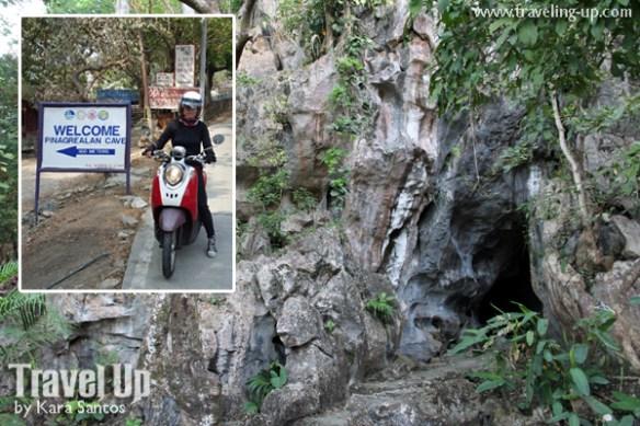 pinagrealan cave norzagaray bulacan motorcycle