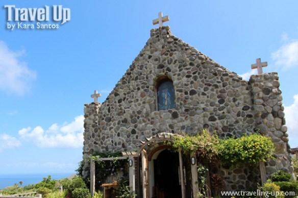 batanes tukon chapel facade
