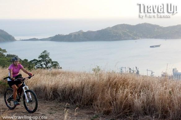 karagatan bay view peak bataan padyakan biking
