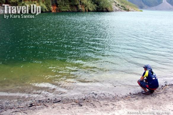 mt. pinatubo crater lake outsideslacker