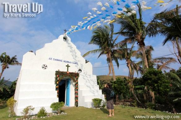 sabtang island batanes st thomas aquinas chapel