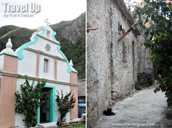 sabtang island batanes sta. rosa de lima chapel