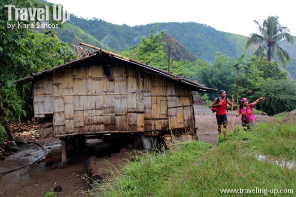 02. antique rice terraces hike hut