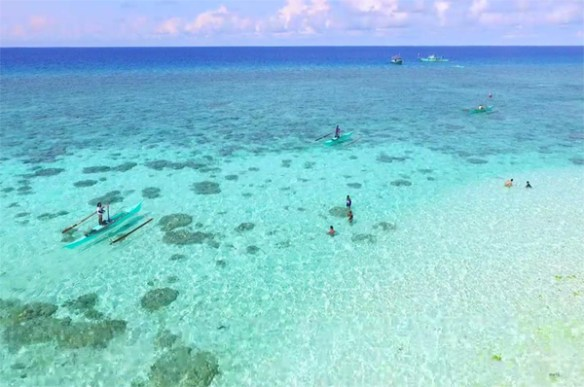 seco island antique drone shot by tonzie gay
