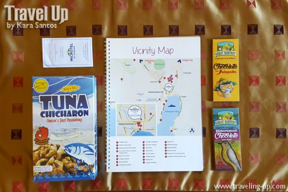 microtel general santos city map souvenirs