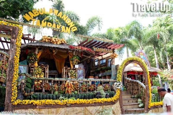 bahay kubo koronadal tnalak festival