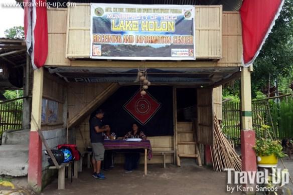 lake holon south cotabato receiving area