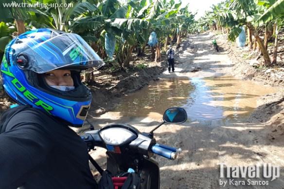 road to lake holon south cotabato muddy path motorcycles
