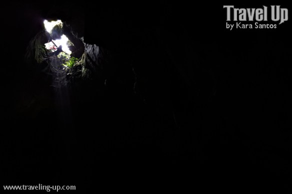 central cave samar the descent